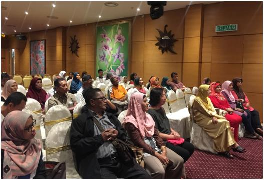 Longrich Malaysia Branch Held Welcome Day Event & Telomerase Trainning