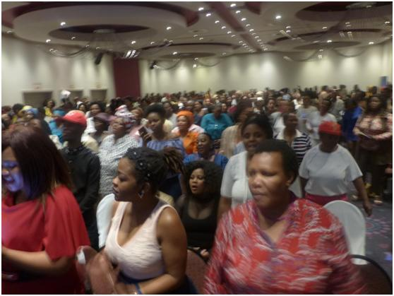 Longrich South African Branch Held North-West FTP Kickoff Conference